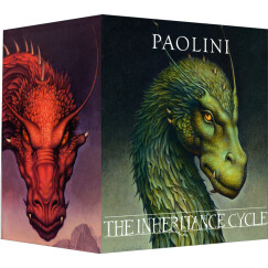 Inheritance Cycle 4 Book Boxed Set[遗产三部曲]