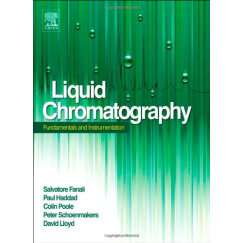 Liquid Chromatography: Fundamentals and Instrumentation液相色谱法:基本原理和仪器