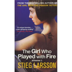 The Girl Who Played with Fire (the Millennium Trilogy, Book 2) 千禧三部曲2:玩火的女孩