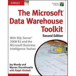 The Microsoft Data Warehouse Toolkit[Microsoft数据仓库工具箱(第2版)]