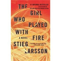 The Girl Who Played with Fire (the Millennium Trilogy, Book 2)[千禧三部曲2:玩火的女孩]