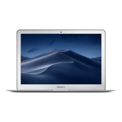 Apple MacBook Air 13.3 | Core i5 8G 128G SSD 笔记本电脑 轻薄本 银色 MQD32CH/A