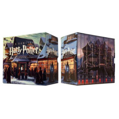 Special Edition Harry Potter Paperback Box Set: 1-7哈利·波特(特别版本套装) 英文原版