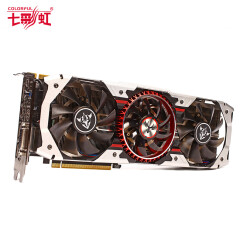 七彩虹(Colorful) iGame GTX1080Ti Vulcan AD 吃鸡显卡