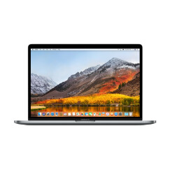 Apple MacBook Pro 15.4英寸笔记本电脑 深空灰色(2017新Multi-Touch Bar/Core i7/16GB/256GB MPTR2CH/A)