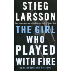 The Girl Who Played with Fire (Millennium Trilogy)玩火的女孩