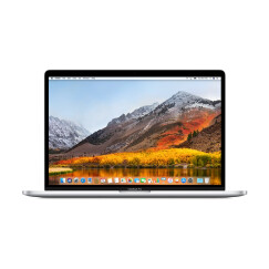 Apple MacBook Pro 15.4英寸笔记本电脑 银色(2017款Multi-Touch Bar/Core i7/16GB/256GB MPTU2CH/A)