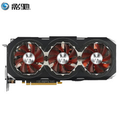 影驰(Galaxy)GeForce GTX 1070 GAMER 1620(1822)MHz/8GHz 8G/256Bit D5 PCI-E 游戏显卡