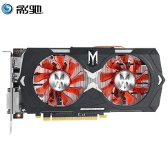 影驰(Galaxy)GeForce GTX 1050 GAMER 1430(1544)MHz/7GHz 2G/128Bit D5 PCI-E吃鸡显卡