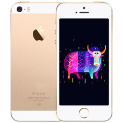 【二手9新】Apple iPhone5s 苹果5s 二手手机 金色 16G 移动/联通4G