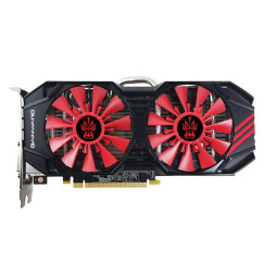 耕升 GeForce GTX1060 暴风 1544MHz/1759MHz/8008MHz 3G/192bit GDDR5 显卡