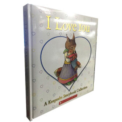 I Love You: A Keepsake Storybook Collection  我爱你