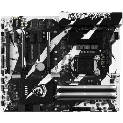 微星(MSI)Z270 KRAIT GAMING银环蛇 主板(Intel Z270/LGA 1151)