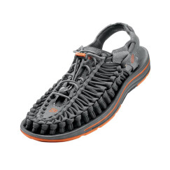 KEEN/科恩 男款耐用舒适防滑透气凉鞋溯溪鞋1016901 Gargoyle/Burnt Orange 40
