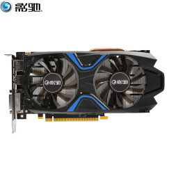 影驰(Galaxy)GeForce GTX 1050 Ti大将 1354(1468)MHz/7GHz 4G/128Bit D5 PCI-E吃鸡显卡