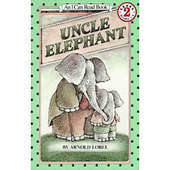 Uncle Elephant (I Can Read, Level 2) 大象叔叔 英文原版