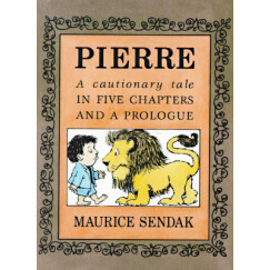 Pierre: A Cautionary Tale in Five Chapters and a Prologue皮埃尔:寓言故事