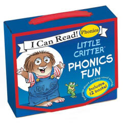 Little Critter Phonics Fun (My First I Can Read) 小怪物:自然拼读