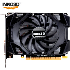 映众 GeForce GTX1050 Ti 战神版1290~1392/7000MHz 4GB/128Bit GDDR5 PCI-E 显卡