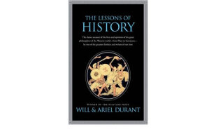 The Lessons of History 英文原版