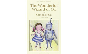 英文原版The Wonderful Wizard of Oz an绿野仙踪 经典文学
