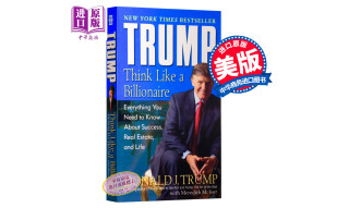 Think Like a Billionaire 英文原版 像亿万富翁一样思考