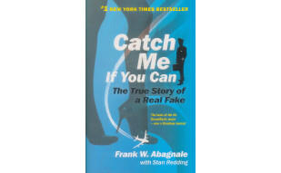 Catch Me If You Can 英文原版