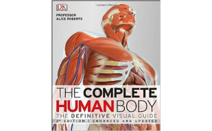 The Complete Human Body 进口儿童绘本