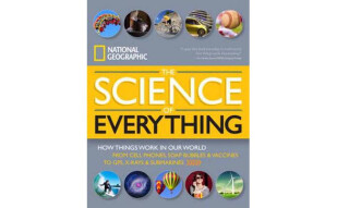 美国国家地理少儿百科 生活科学大揭秘NGEO SCIENCE OF EVERYTHING 进口儿童绘本