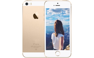 【二手95新】Apple iPhone SE 苹果se 金色 16G 移动联通4G 在保