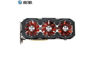 影驰(Galaxy)GTX 1060 GAMER 1556(1771)MHz/8GHz 6G/192Bit D5 PCI-E吃鸡显卡