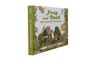 Frog and Toad Storybook Treasury 《青蛙和蟾蜍》故事合集 英文原版