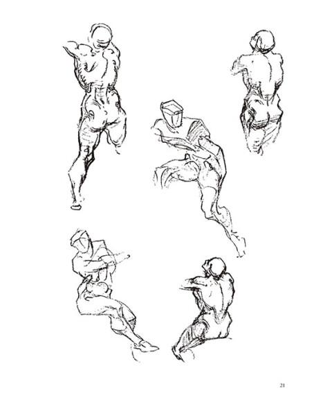 伯里曼人物结构_伯里曼人体结构绘画教学(最新第3版)(赠送价值25元精美速写本)