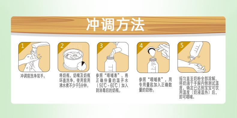 【送大礼】君乐宝奶粉至臻A2听装2段较大婴儿配方奶粉565g 2段