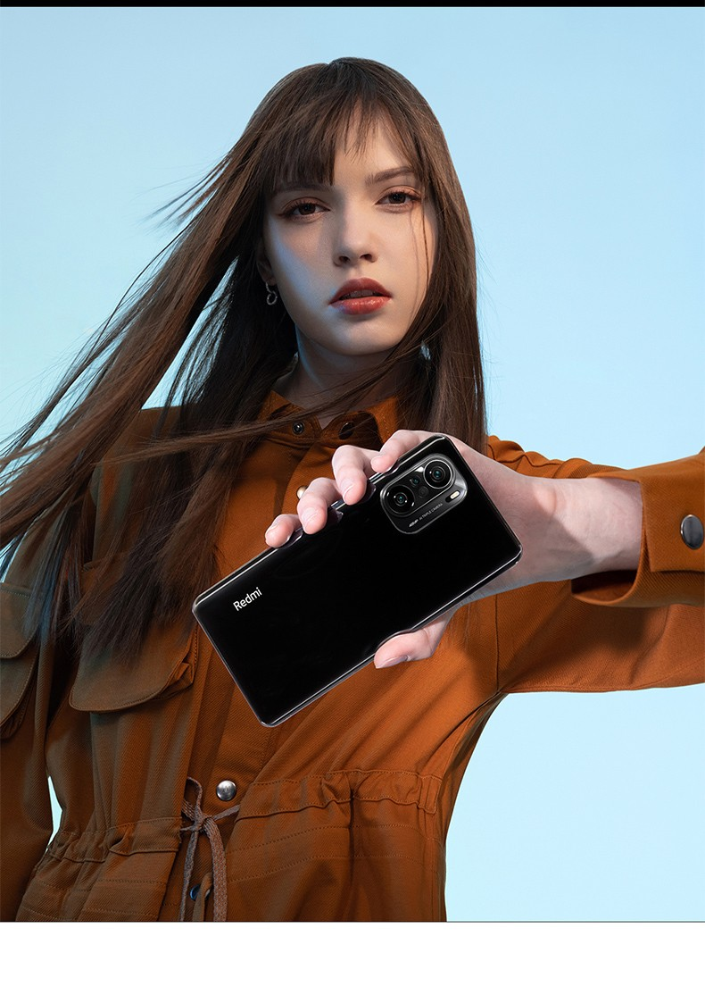 【多仓速发】小米Redmi红米K40游戏手机 5G全网通【K40游戏增强版可选】 幻境 8+256G 官方标配