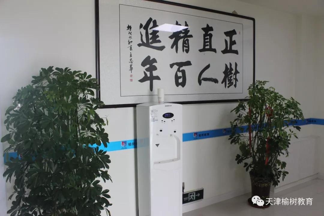 天津榆树教育校区环境