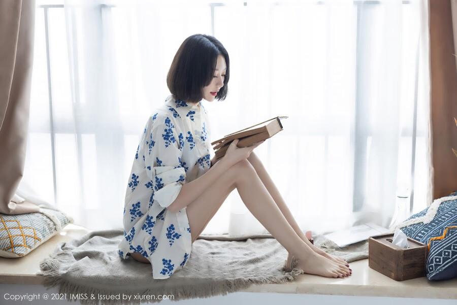 【写真】爱蜜社 – 写真合集(601-700期)插图