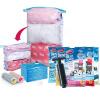 Joy Collection / [Jingdong Supermarket] Tai Li vacuum compression bag travel storage bag large finishing bag 13 sets of affordable equipment