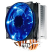 Overclocking three PCCOOLER East China Sea X4 CPU radiator multi-platform support AM4 11514 heat pipe PWM temperature control 12CM silent fan with silicone grease