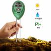 Lekoy / Outdoor 3 in 1 Soil Tester Moisture Meter Light&PH acidity Tester Plant Tester