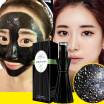 Black Mask Peel Off Bamboo Charcoal Purifying Blackhead Remover Mask Deep Cleansing for AcneScars Blemishes WrinklesFacial, Wisremt  - buy with discount