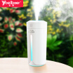 Joy Collection / Yoelbaer 230ml Portable Mini Ultrasonic Car Diffuser Cool Mist Humidifier with LED Light Pink