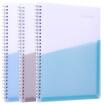 Colección Joy / Deli Ali A5  70 Bobina de Zhang Le Su Este cuaderno de notas diario de estudiante espiral suave LA570