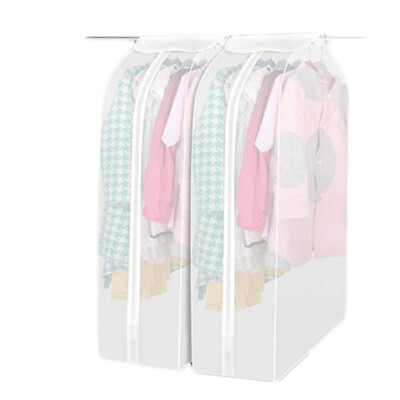 Transparent Garment Bag Clothing Dust Cover Clothes Storage Home Tools 1 pc New