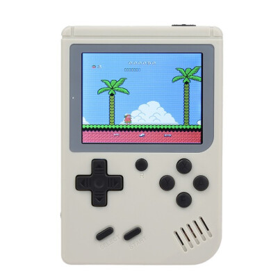 Retro 2 portable game console portable gamers 30 game console built-in emulator 168 Video games for FC best gift for children