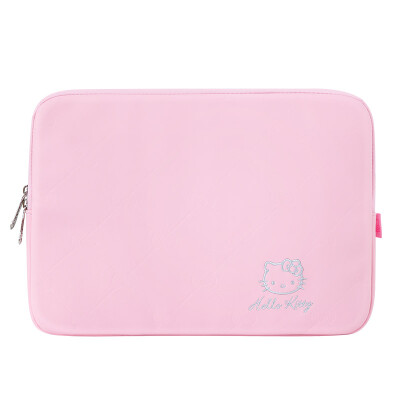 Hello Kitty notebook liner bag for Lenovo Apple Dell Asus millet macbook Huawei computer bag air133 inch small fresh female portable mac protective cover