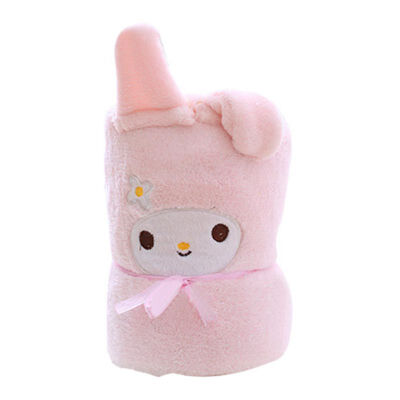 Animal Blanket Soft Quilt Cartoon Animal Blanket Air Conditioner Blanket Home Textile Throw Coral Velvet Children Blanket