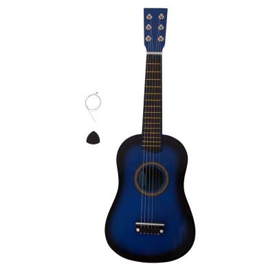 "Ktaxon New 21"" 23"" 25"" 6 Strings Beginner Practice Acoustic Guitar Musical Instrument Child Kids Gift"