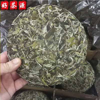 Fudings White Tea One Bud One Leaf White Peony Tea Cake 350g Sun White Tea