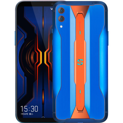 Black Shark Game Phone 2 Pro 12GB256GB Popular Blue Dragon 855Plus UFS30 Screen Pressure Sensitive Touch Full Screen Dual Card Dual Standby 4G Netcom